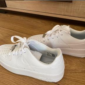 Nike air force sage low. Worn just once, perfect condition