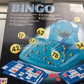 Ingen mangler/skader.  Bingo spil