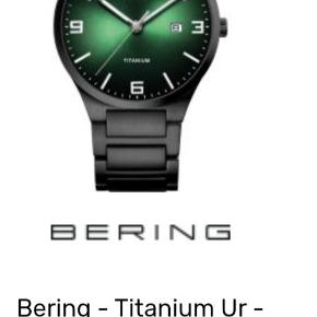 Bering ur