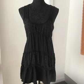 Kaffe kjole eller nederdel