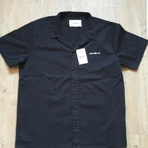 Flot skjorte fra woodbird, med tags