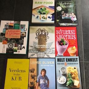 Pæne bøger  15 kr pr stk  alle for 100