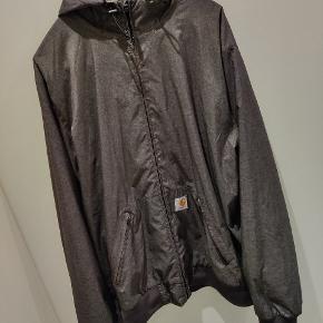 Carhartt Stone Jacket  Str L.  Lækkert fleece indvendig.