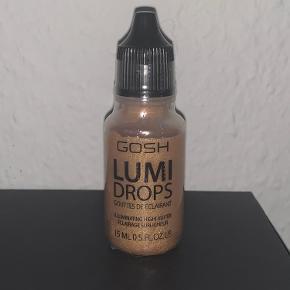 Gosh lumi drops highlighter i farven 014 Gold.  Bytter ikke og MP er angivne pris.  Sendes kun.
