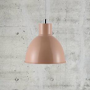 Helt nye lamper i et retro og industrielt look. Lettere rosa farve 👌  Helt nye og i kasser👌   Har 4 stk
