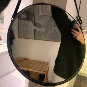Rundt spejl fra søstrene grene - 39cm i diameter Skal afhentes i København