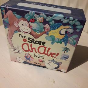 Åh abe cd'er. 7 cd'er i alt. Alle i pæn stand. Hele boksen samlet.