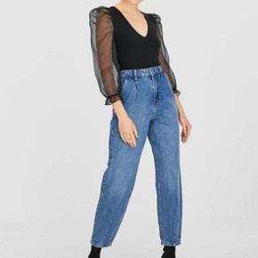 Helt nye jeans str 38😊 mega fede og har unikke detaljer