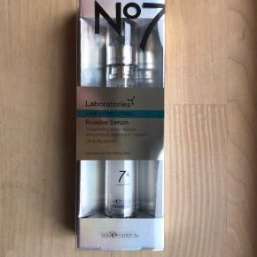 Helt ny og uåbnet No7 Line correcting booster serum fra Boots. 15 ml.  En bestseller fra Boots.   Prisen er fast.