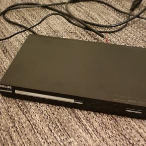 Philips dvd afspiller virker som den skal men nyt stik kan købes i butikkerne