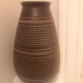 Smuk stor tysk retro vase