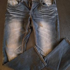 Jeans fra Jacks denim - loosefit (w36-l34l Bud modtages?.