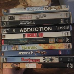 49 DVD'er sælges billigt - samlet eller hver for sig. Der er flere titler end på billederne 😊 Skriv og så finder vi en fair pris 😄