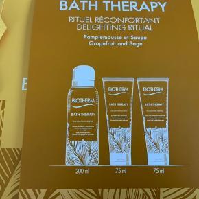 Biotherm Bath Therapy Delighting Ritual Kit (Limited Edition). Ny i æske. Sender gerne på købers regning