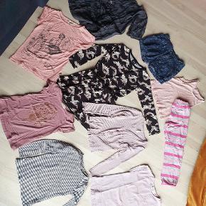 Tøjpakke str 110/116 Mærker fra Sofie Schnoor og Pumpdelux