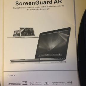 skærmbeskyttelse til MacBook Pro 13