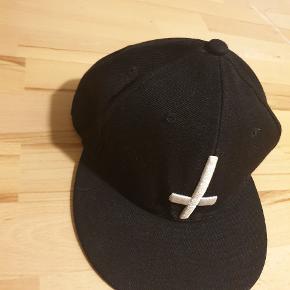 Super cool SNAPback cap.  Giv et bud