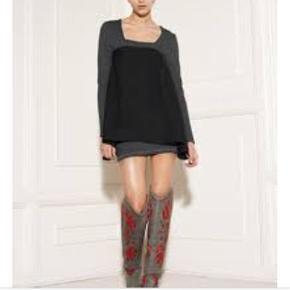 Fin Acne kjole i flere lag.Sælges super billigt: 150 kr! Afhentes på Nørregade i Aarhus
