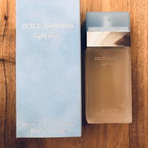 Dolce & Gabbana Light Blue Femme EdT 50 ml Aldrig brugt