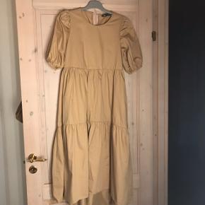 Flotteste kjole fra Zara i beige / brun 🌸  #30dayssellout