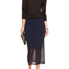 By Malene Birger jersey skirt, brand new with tags, unused and undamaged. The skirt stretches easily and the elastic at the  waist acts like a belt and creates an hourglass shape when worn (ala Kim Kardashian). Matching top is available. #secondchancessummer