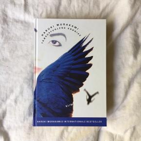 Trækopfuglens krønike af Haruki Murakami. Som ny :)