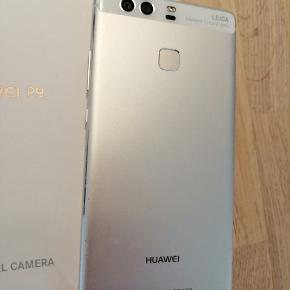Sælger min Huawei p9 da jeg har fået en ny mobil, den fejler  intet andet end der er nogen brugsridser, men det er intet man lægger mærke til eller har nogen effekt på mobilen :)