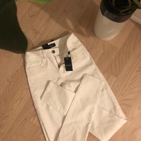 Pieces jeans, ubrugte med prismærke. Modelnavn: PCFIVE Betty leggings.  Størrelse Xxs, passer også xs da der er meget stræk i.