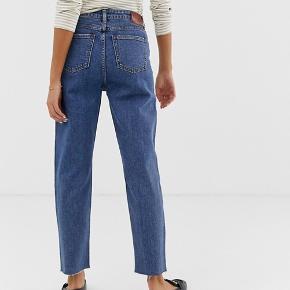 High waisted straight jeans fra only, brugt 2 gange Størrelse: 29 W 34 L