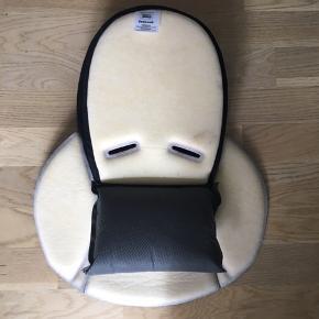 Sikkerhedsindsats til baby fra Rømer model fadeout. Aldrig brugt.