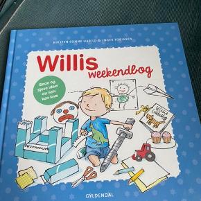 Willis weekendbog  - fast pris -køb 4 annoncer og den billigste er gratis - kan afhentes på Mimersgade 111 - sender gerne hvis du betaler Porto - mødes ikke andre steder - bytter ikke