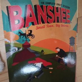 Banshee sæson 1 og 2. Uden ridser.