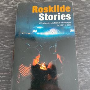 Roskilde festival stories - bog