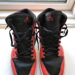 Air Jordan 1 High 'Max Orange' Slidt med alligevel ikke