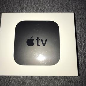 Apple tv 4k 32gb  Helt nye i indpakning ikke åbnet