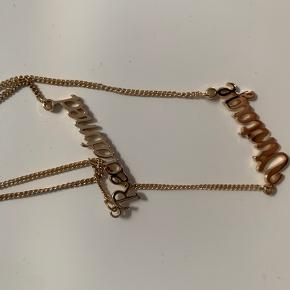 Reclaimed Vintage halskæde