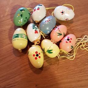 Fine påske æg 2,5-3 cm i pastelfarver