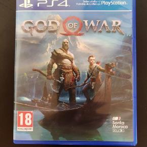 God of War. PS4. Som nyt. 200,- kr.