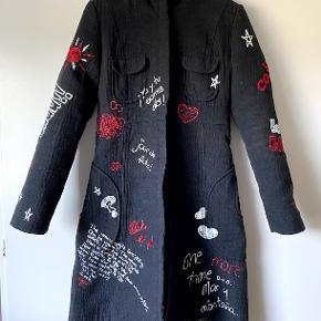 Desigual frakke