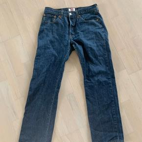 Vintage Levis Jeans 501, waist 32 - dog lille i størrelsen. God stand