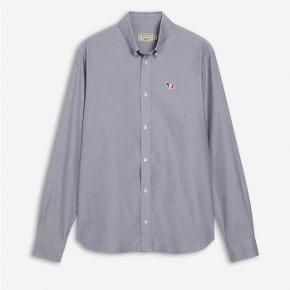 Maison Kitsune skjorte