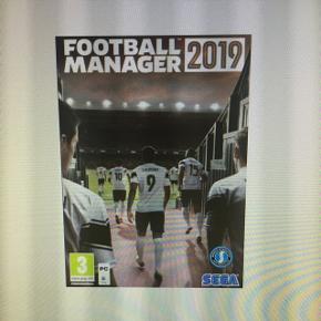 Football Manager 2019 - stadig med indpakning