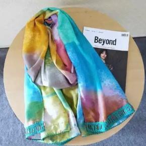 Desigual tørklæde
