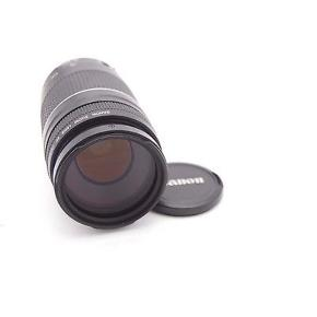 Canon EF 75-300 mm linse F4-5.6 III Ny pris: 1500kr