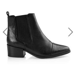 Pavement parker støvle i sort. Brugt få gange, billede af egne kan sendes