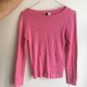 pink bluse, aldrig brugt