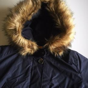 Vinterfrakke fra Zara - kun brugt få gange