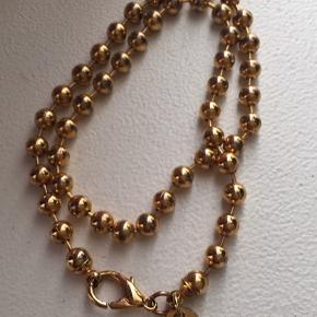 Perlehalskæde. Ca 47 cm   #30dayssellout