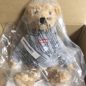 Supreme x  Teddy Bear.   Limited.