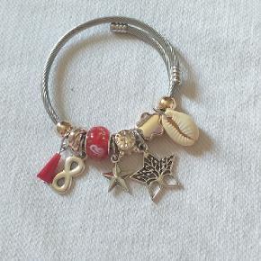 Bracelets. Brand new. Italian design Bocadamo. Lucky charms 🍀🦋🌺